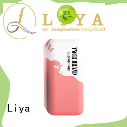 Liya convenient haircare conditioner nice user experience for hairdressing