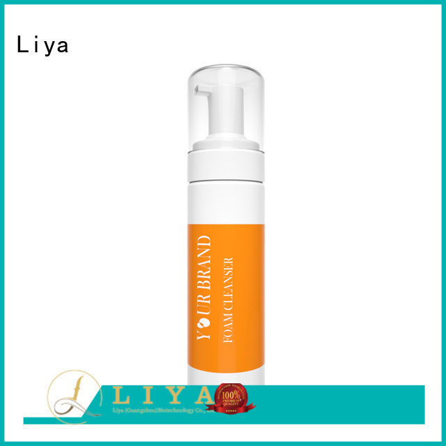 Liya best facial cleanser ideal for face cleaning