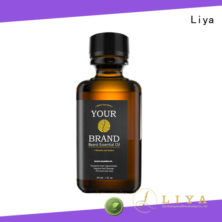 Liya beard oil satisfying for men