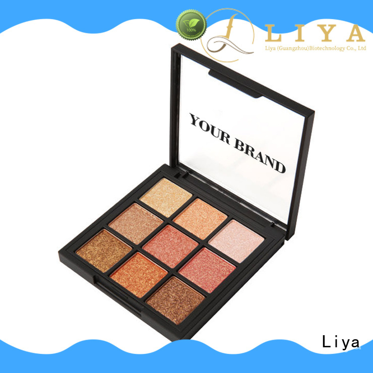 Custom eye shadow products vendor for make beauty
