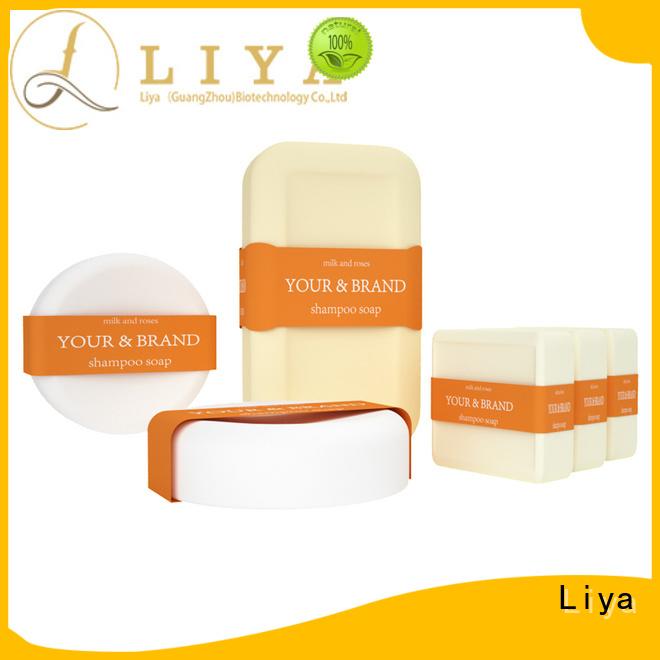 shampoo soap bar hair salon Liya