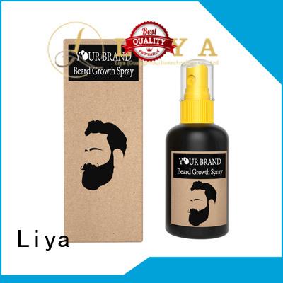 Liya Bulk beard growth oil supplier for beard care