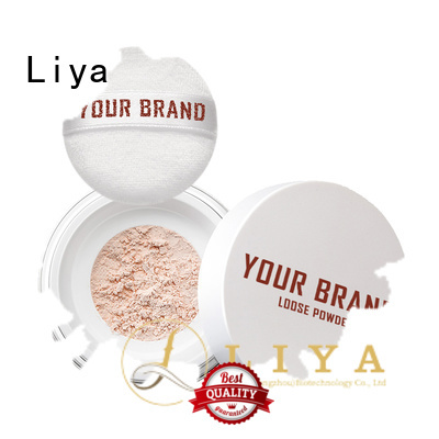 Liya professional loose powder widely applied for make up