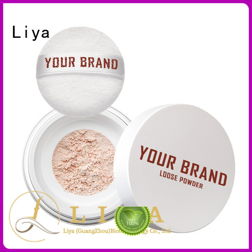 professional loose face powder satisfying for oil control of face