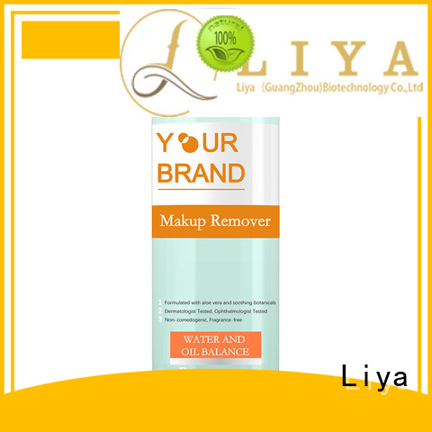 Liya cost effective makeup removing lotion