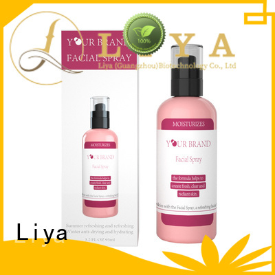 Liya hot selling hydrating face spray needed for face care