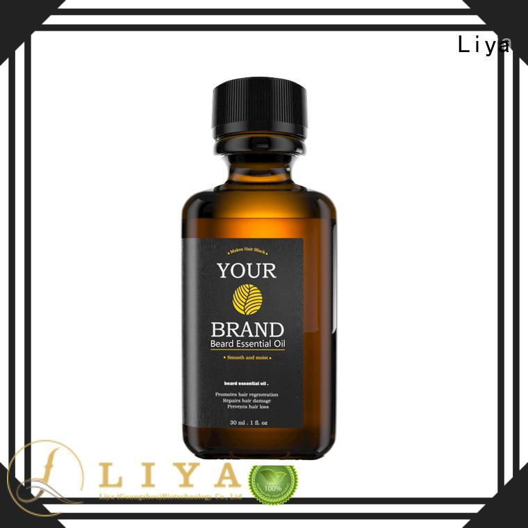 Liya reliable best beard oil supplier