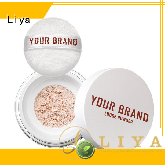 Liya Best best face powder distributor for oil control of face