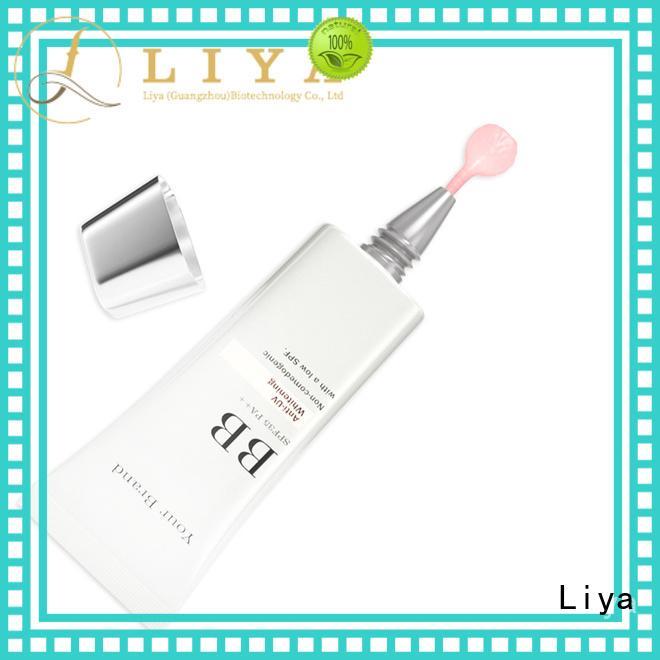 Liya face foundation lasting makeup