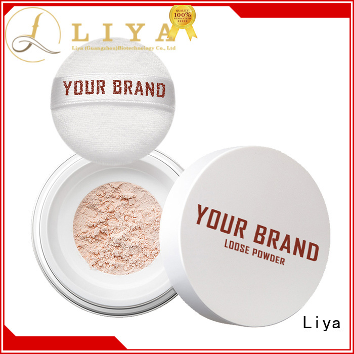 good quality loose face powder