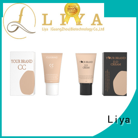 Liya easy to use waterproof foundation long lasting makeup