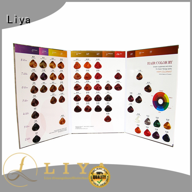 Liya hair dye colors chart hairdressing