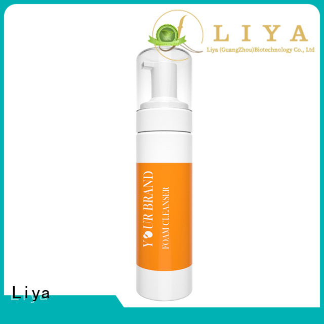 Liya professional best skin cleanser satisfying for face clean up