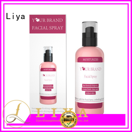 Liya hydrating mist very useful for face care