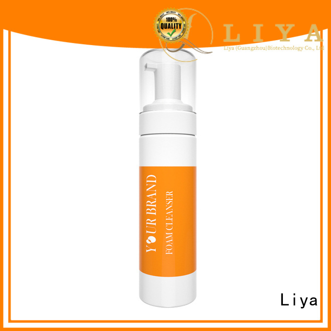 Liya professional good face wash satisfying for face clean up