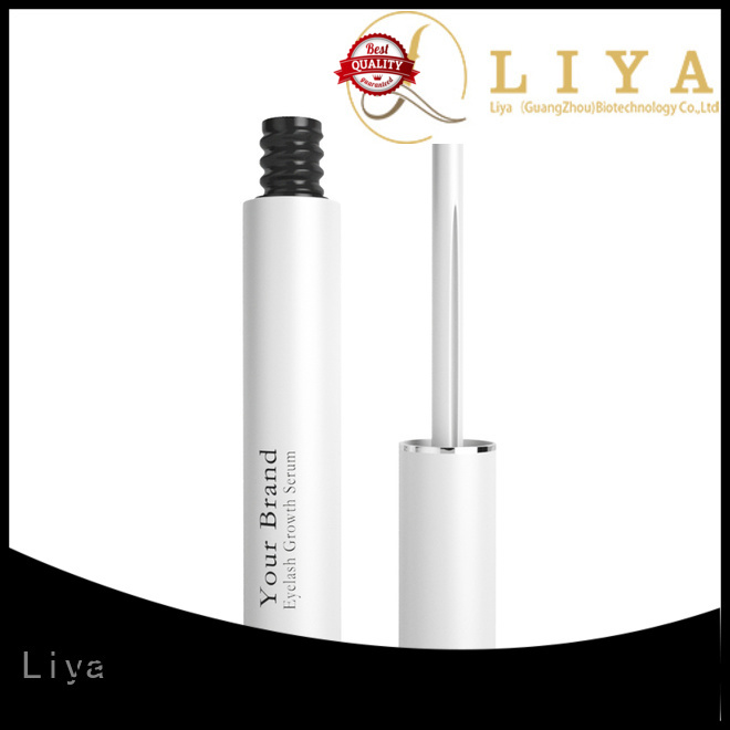 Liya economical eyelash growth serum nice user experience for eyelash care