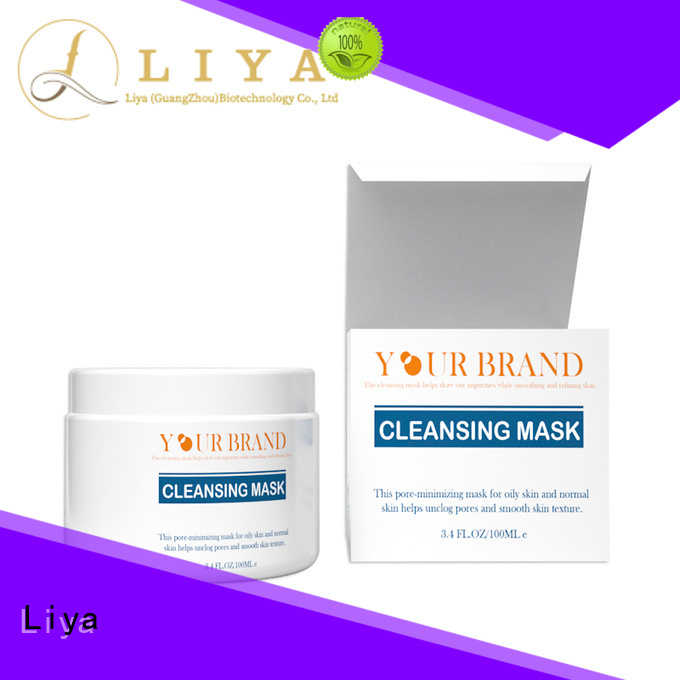 Liya OEM facial mask supplier manufacturer for face care